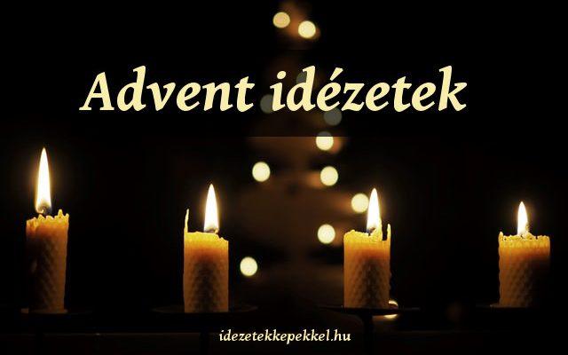 advent idézetek