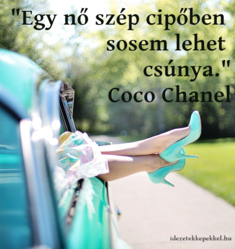 szép idézetek nőkről Coco Chanel idézetek   Idézetek Képekkel