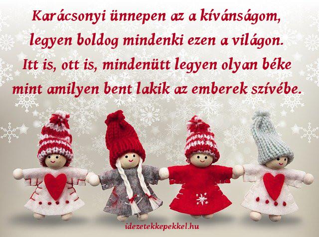 karácsonyi idézet boldog