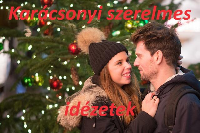 karácsonyi szerelmes idézetek