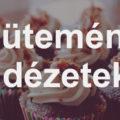 sütemény idézetek